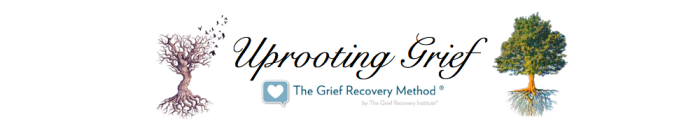 uprooting grief