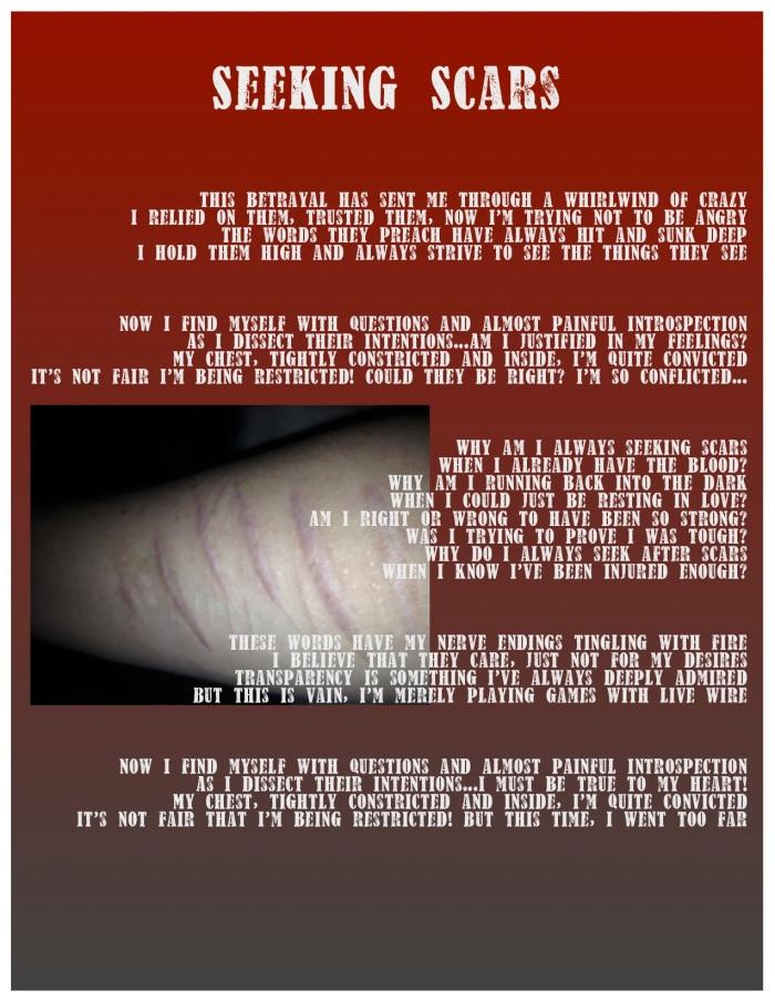 Seeking Scars